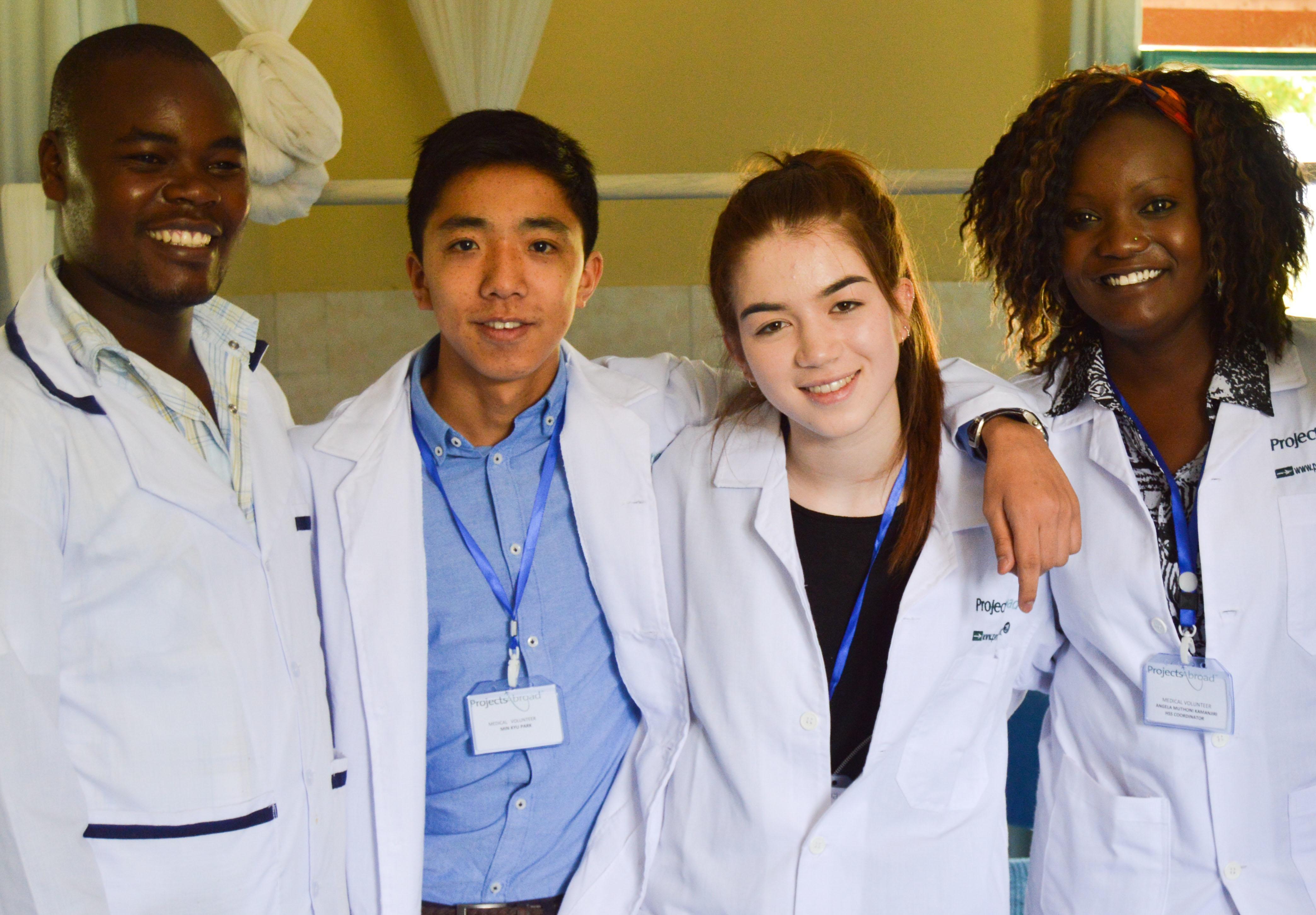 Nursing Internships in Kenya | Projects Abroad